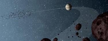 Así se formó Júpiter: a una distancia cuatro veces superior a la actual