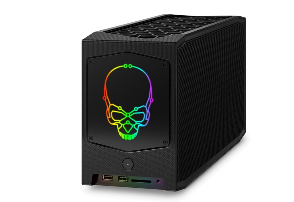 Beast Canyon es el nuevo NUC de Intel que demuestra que los PCs gaming pueden ser pequeños en tamaño y gigantes en rendimiento