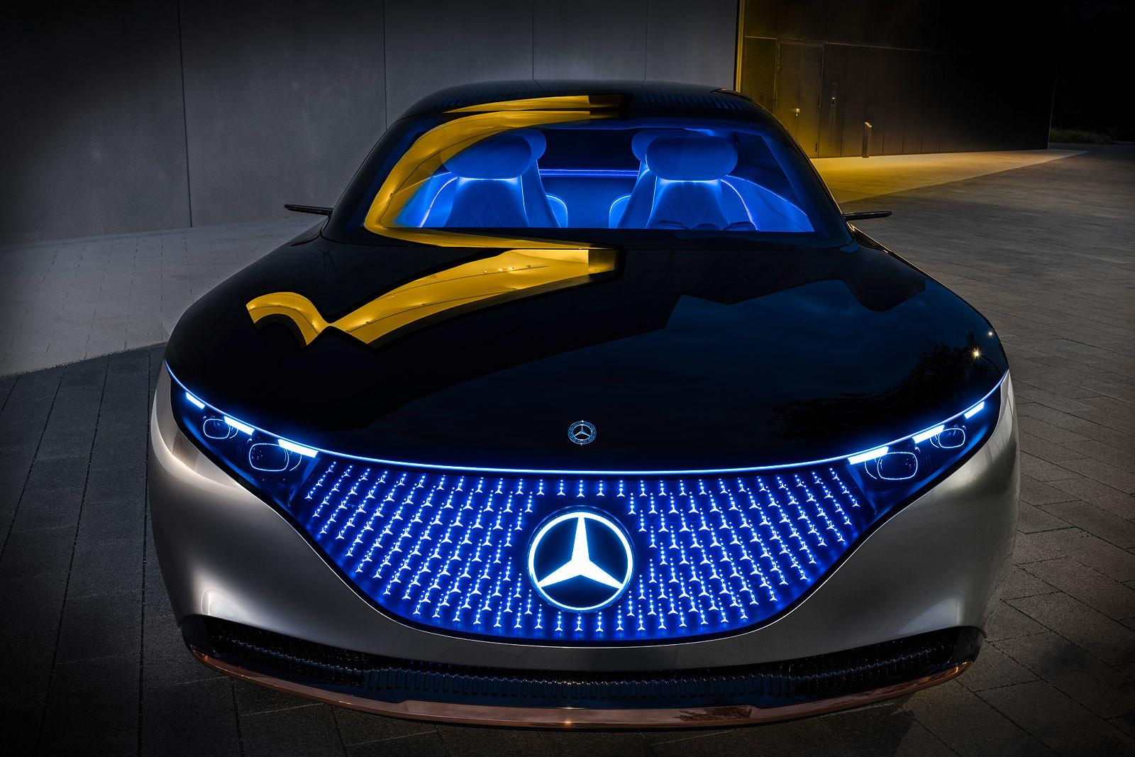 Foto de Mercedes Vision EQS (6/13)