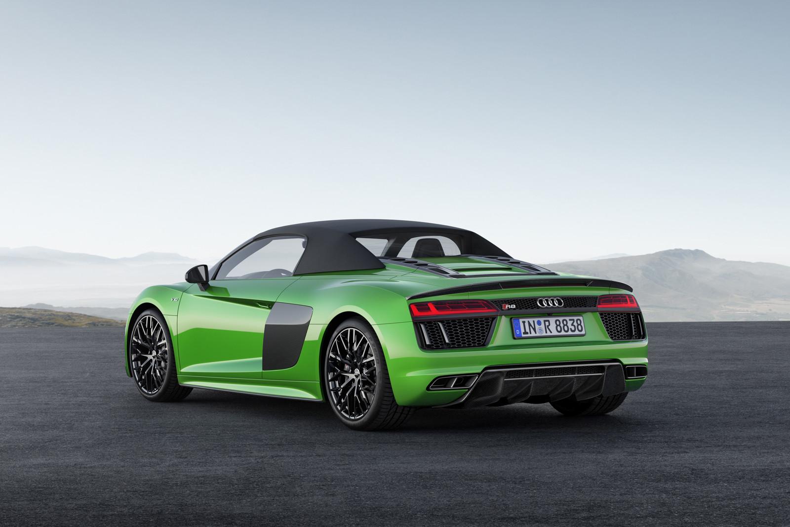 Foto de Audi R8 Spyder V10 Plus (2/10)