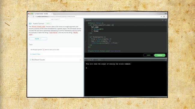Aprovecha este curso gratuito de Code School para aprender a programar en Elixir