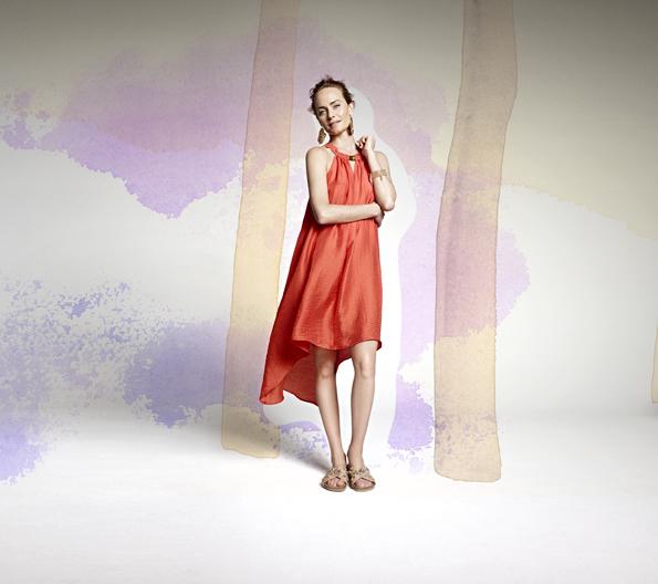 Foto de H&M Conscious Primavera 2014 con Amber Valletta (19/32)