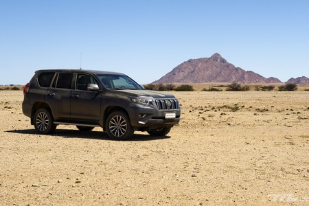 Toyota Land Cruiser 2018, a prueba en Namibia: un todoterreno de los que quedan pocos
