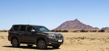 Probamos el Toyota Land Cruiser 2018 en el desierto: un auténtico todoterreno de los que ya no quedan