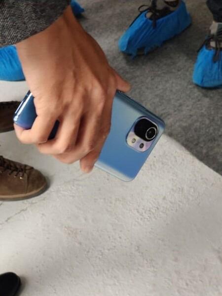 Xiaomi Mi 11 Filtracion Diseno Camaras