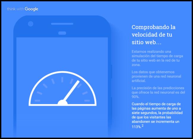Prueba La Velocidad Y El Funcionamiento De Tu Sitio Web Movil