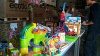 Comparte y Recicla recoge más de 40.000 juguetes en su primera campaña