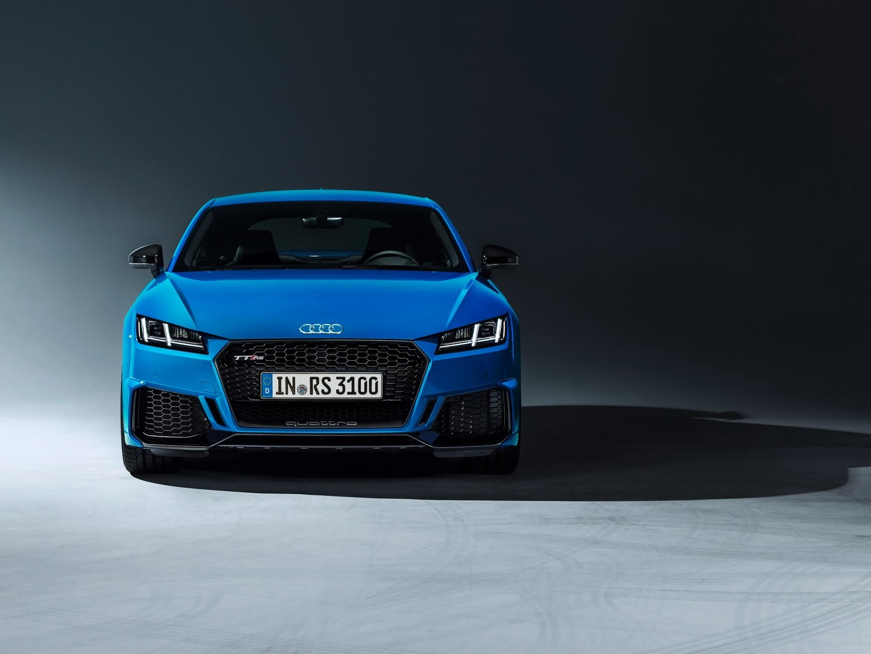 Foto de Audi TT RS 2020 (19/53)