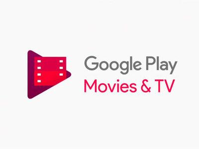 Google Play Movies & TV cambia a un tema oscuro en su versión 3.22.14