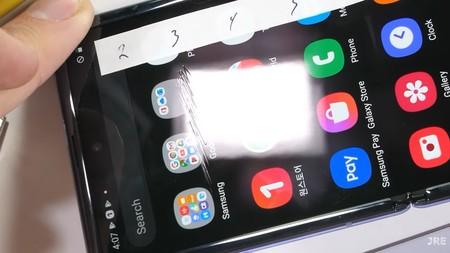 Galaxy Z Flip y la polémica alrededor de su pantalla: cristal flexible, pero tan resistente como el plástico