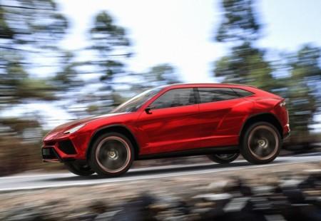¡Confirmado! El Lamborghini Urus estrenará el primer V8 biturbo de Sant'Agata