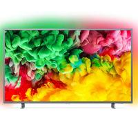 Smart TV de 50 pulgadas Philips, con resolución 4K y Ambilight 3 lados, por sólo 299 euros en MediaMarkt