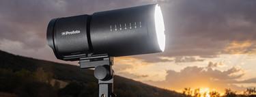 Profoto B10 plus, análisis: el pequeño flash profesional de 500W para el estudio y la calle