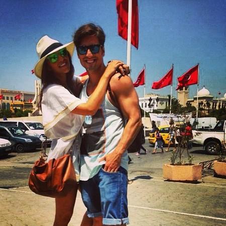 ¿Dónde se han ido de vacaciones Paula Echevarría y David Bustamante? Instagram lo sabe