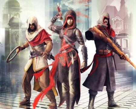 En lo que esperamos el juego anual, Ubisoft anuncia Assassin's Creed Chronicles Trilogy