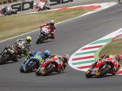 Neumáticos, rookies, aspirantes y favoritos. La temporada más igualada de MotoGP no es sólo culpa de Michelin
