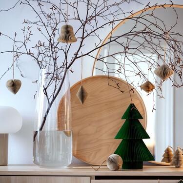 En Ikea ya es Navidad: descubre sus novedades en iluminación, mesa y decoración navideña