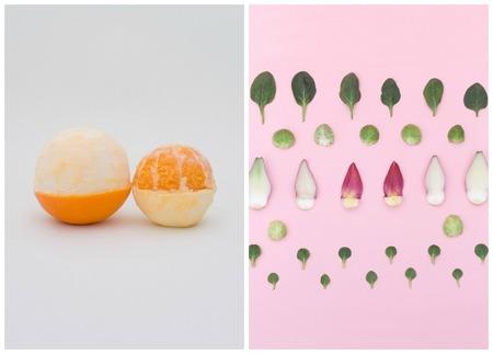 Fotografías de bodegones minimalistas por Florent Tanet