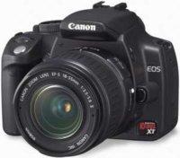 Canon EOS 350D, mejor cámara de 2006