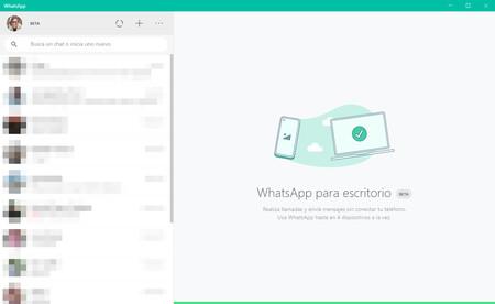 Whatsapp Windows Multidispositivo