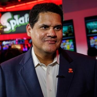 Reggie Fils-Aime se retira como presidente de Nintendo of America. Doug Bowser le sucederá a partir de abril