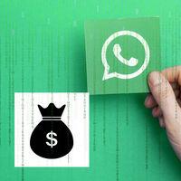 WhatsApp trabaja en una criptomoneda para pagar a través de la app, según Bloomberg
