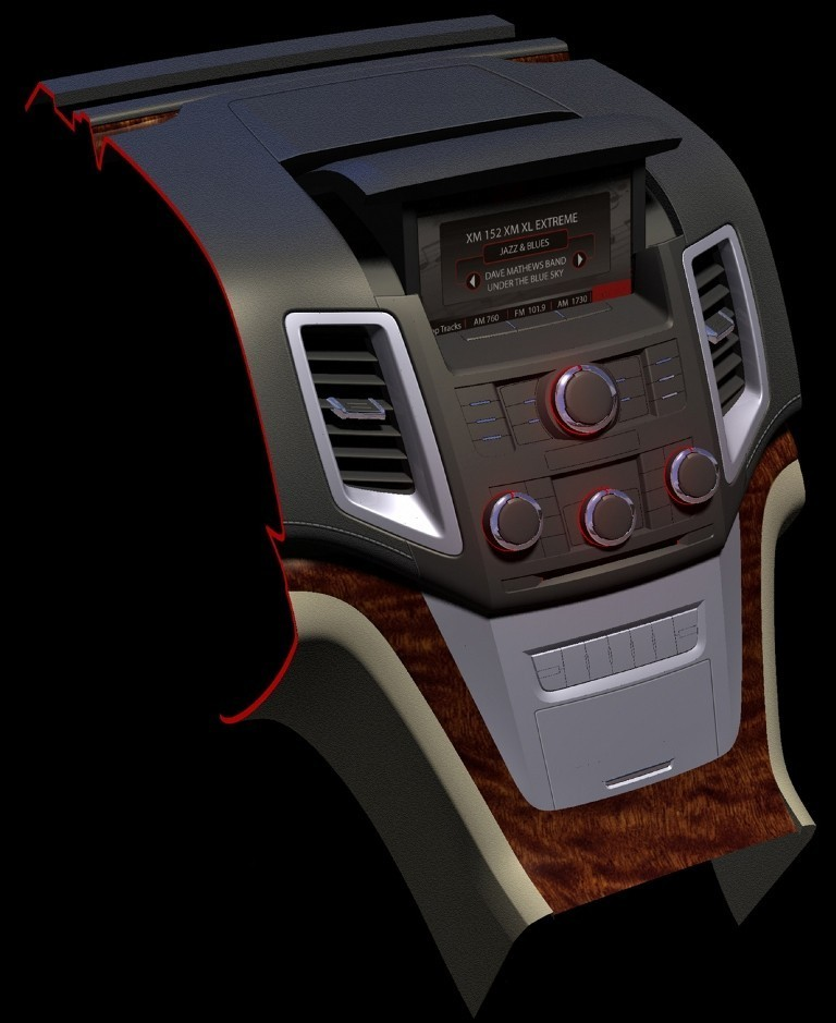 Foto de Futuristas prototipos de interiores de General Motors (4/7)