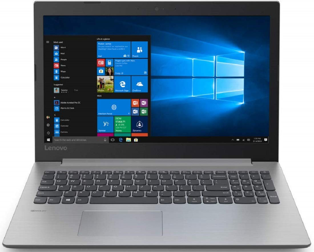 "Lenovo ideapad 330-15IKB - Ordenador Portátil 15.6"" HD (Intel Core i7-8550U, 8GB RAM, 256GB SSD, Intel UHD Graphics, Windows10) gris - Teclado QWERTY Español"