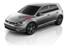 ¡Filtrado! Así es el Volkswagen Golf 2017