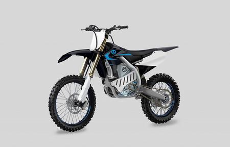 Yamaha Motocross Electrica Proyecto 2020 1