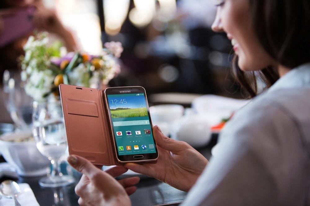 Foto de Samsung Galaxy S5 (24/26)