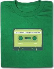 Cassette de Nerdyshirts