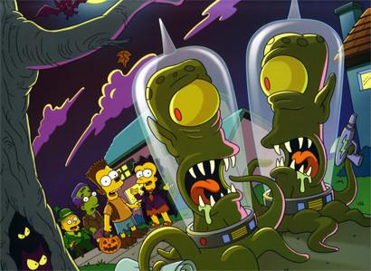 Los mejores capítulos ambientados en Halloween