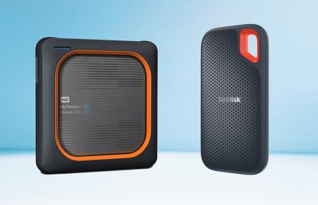My Passport Wireless SSD y SanDisk Extreme SSD, nuevos discos duros de alto rendimiento para fotógrafos y usuarios de drones