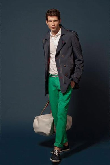 La invasión de los pantalones verdes