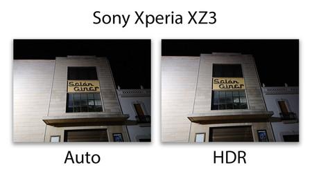 Sony Xperia Xz3 Hdr Noche