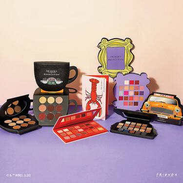 Si no teníamos suficiente tentación con la colección de maquillaje de Revolution dedicada a Friends, ahora lanza la segunda parte