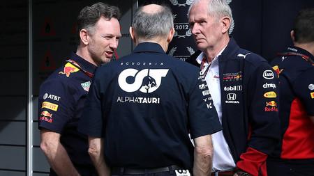 Helmut Marko F1 Coronavirus