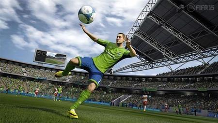 FIFA 15 se pone tierno hablando de porteros [GC2014]