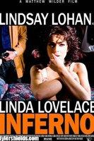 'Inferno', carteles de Lindsay Lohan como la estrella del porno Linda Lovelace