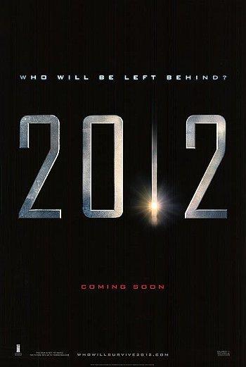 '2012', primer cartel