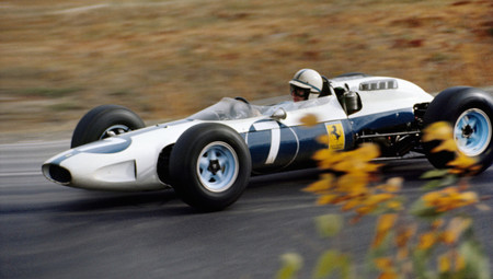 Surtees Mexico F1 1964