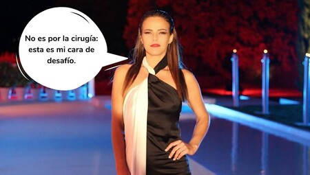 """""""Voy a desenmascararle"""": La reacción de Marta Peñate a la 'curiosa' (y bailonga) propuesta de Lester"""
