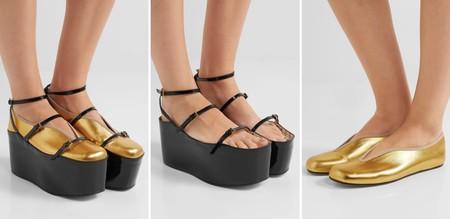 Zapatos Gucci 3 En 1