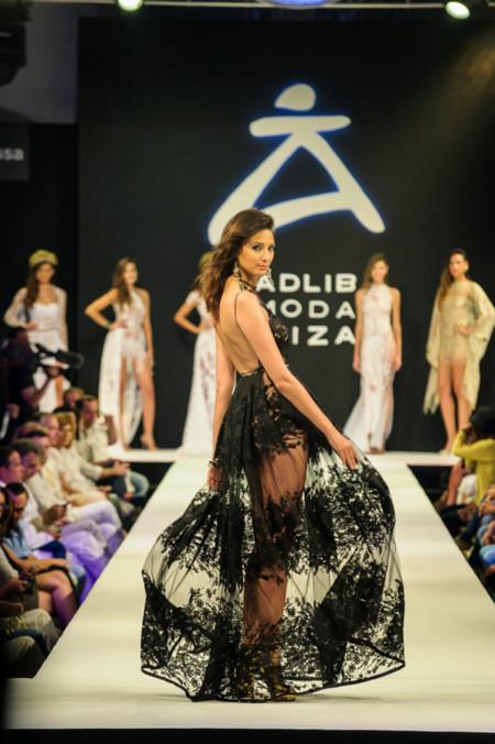 Charo Ruiz Ibiza inaugura la Pasarela Adlib 2014
