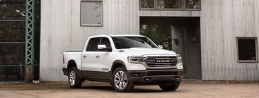 RAM 1500 Mild-Hybrid 2020 se disfraza para esta edición limitada a 50 unidades en México