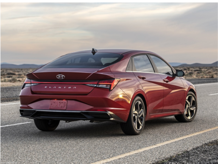 Hyundai Elantra 2022 7