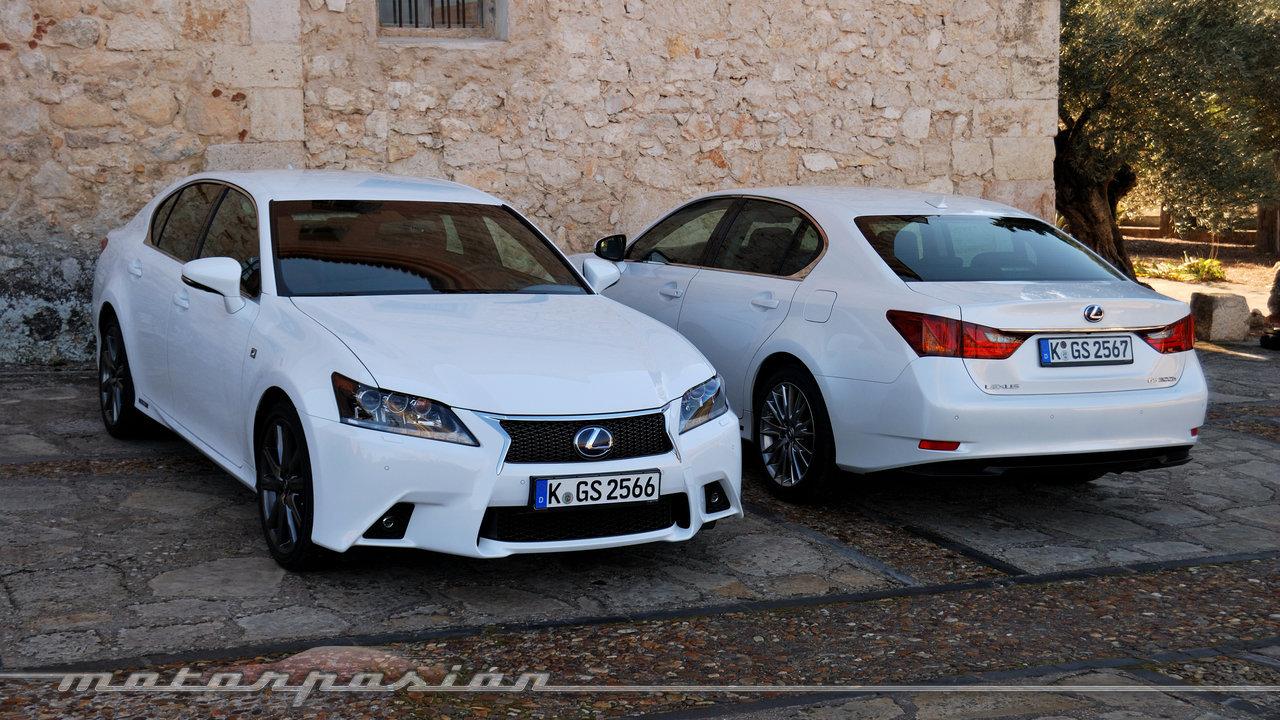 Foto de Lexus GS 300h (presentación) (11/22)