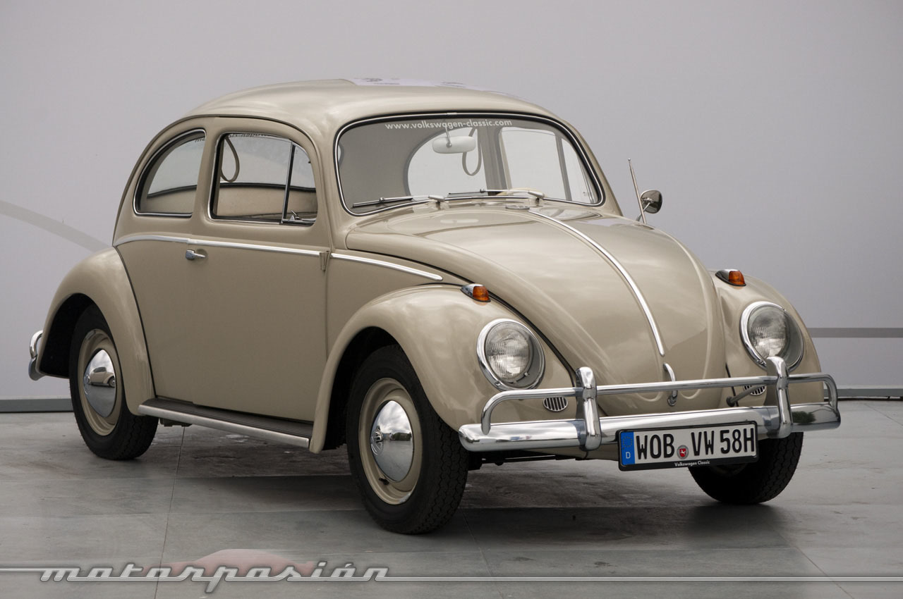Foto de Volkswagen Beetle (presentación) (27/31)