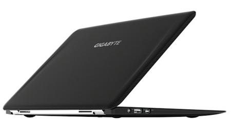 Gigabyte X11, un ultrabook en 975 gramos